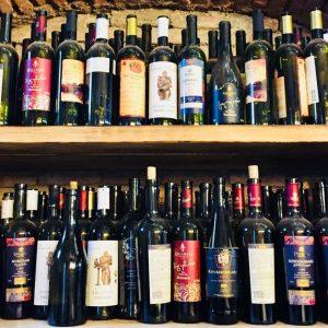 Präsentation der neuen georgischen Weine 2018